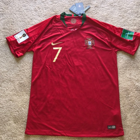 lowest price 75cf5 4ff88 Cristiano Ronaldo Portugal World Cup Jersey NWT XL
